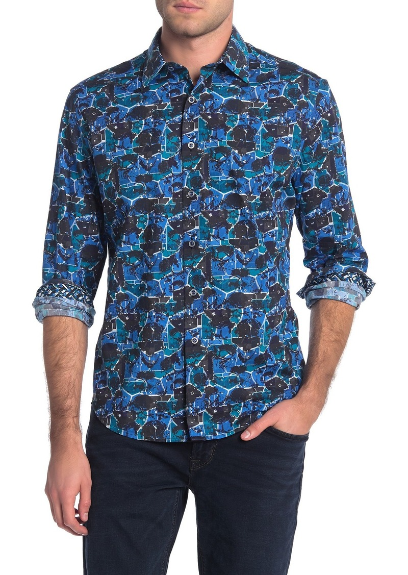 Robert Graham Gaston Long Sleeve Classic Fit Shirt
