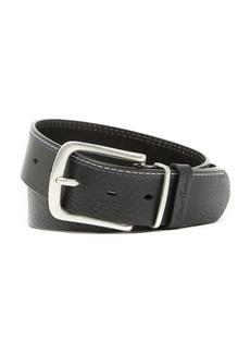 Robert Graham Gene Single Ply Leather Belt