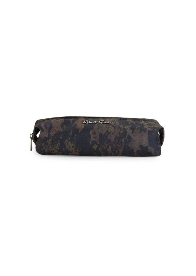 Robert Graham Gladstone Camo Cable Bag