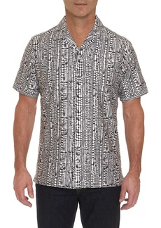 Robert Graham Goliath Short Sleeve Shirt