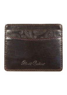 Robert Graham Greco 1 Leather RFID Card Case