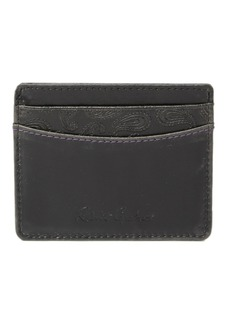 Robert Graham Greco Leather Card Case