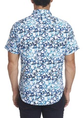 Robert Graham Greenpine Short Sleeve Shirt
