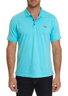 Robert Graham Haden Short Sleeve Polo Shirt