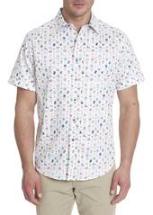 Robert Graham Handel Short Sleeve Shirt