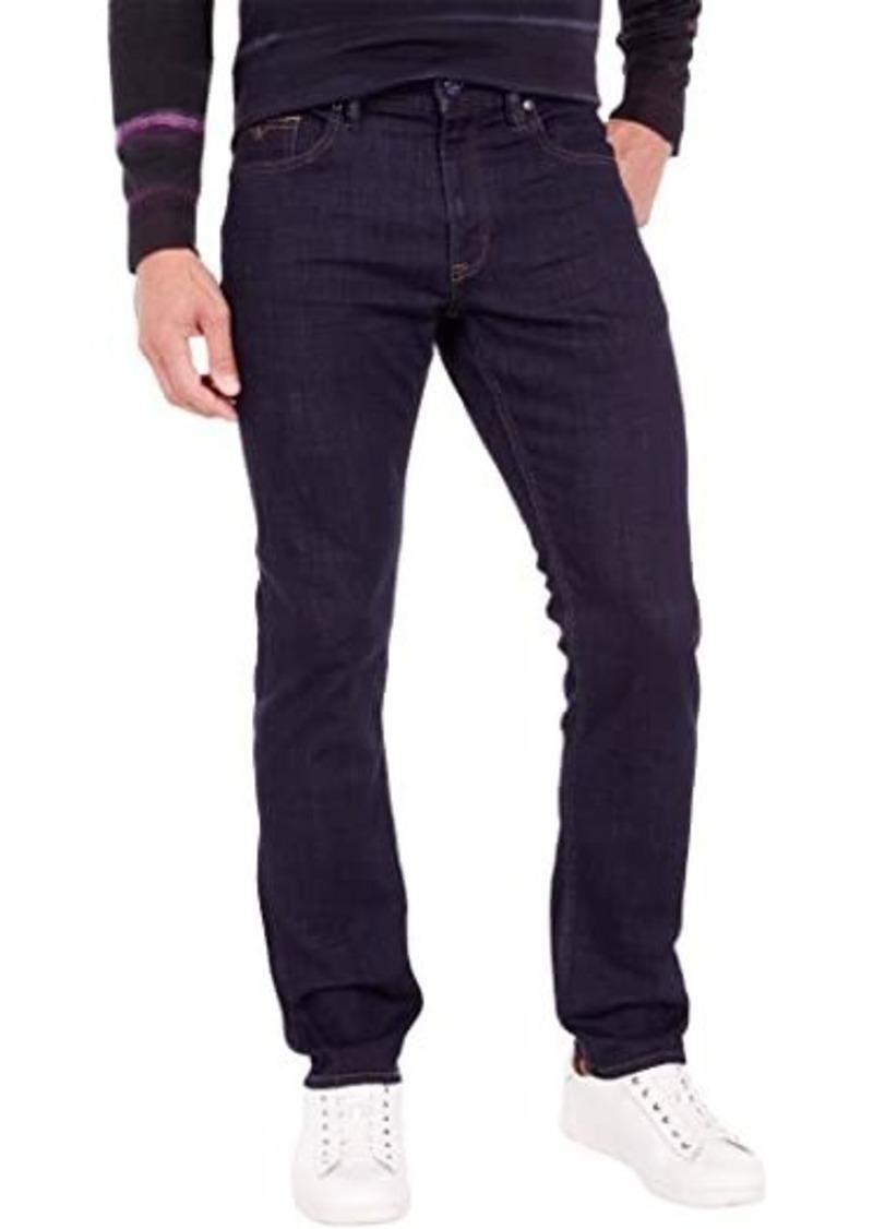 Robert Graham Hansen Jeans in Dark Indigo