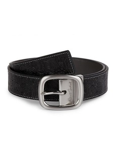 Robert Graham Hartley Reversible Leather Belt