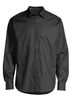 Robert Graham Hearst Micro-Grid Shirt