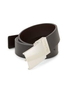 Robert Graham Homer Faux Leather Belt