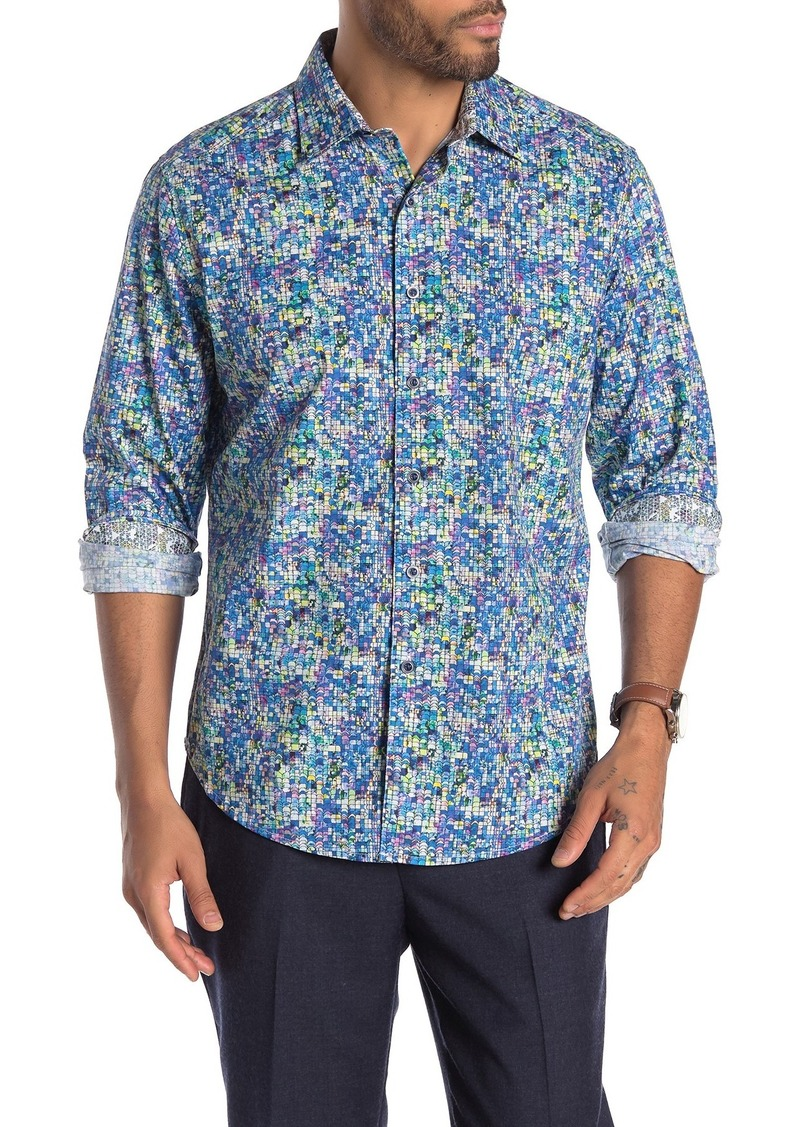 Robert Graham Jackfield Long Sleeve Classic Fit Shirt