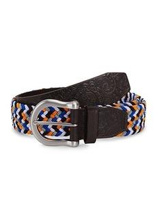 Robert Graham Jive Leather Belt