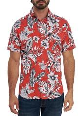 Robert Graham Jukebox Tunes Classic-Fit Short-Sleeve Shirt
