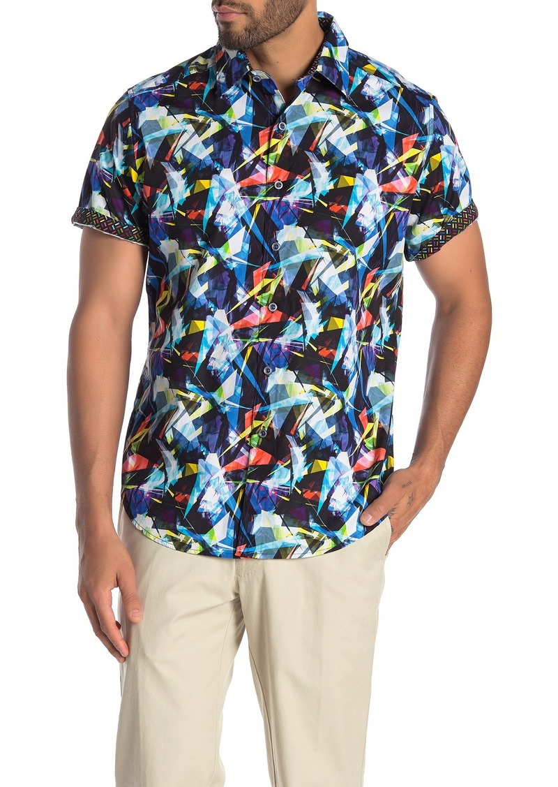 Robert Graham Keeneland Short Sleeve Classic Fit Shirt