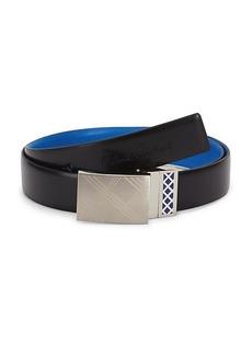 Robert Graham Kenya Simulated Leather Belt