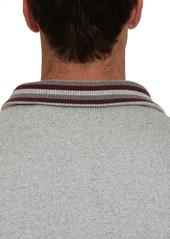Robert Graham Knowles Full Zip Knit Top