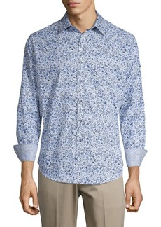 Robert Graham Korman Floral Sport Shirt