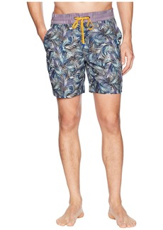 Robert Graham La Pinta Woven Swim Trunk