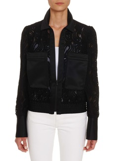 Robert Graham Leandra Lace Jacket
