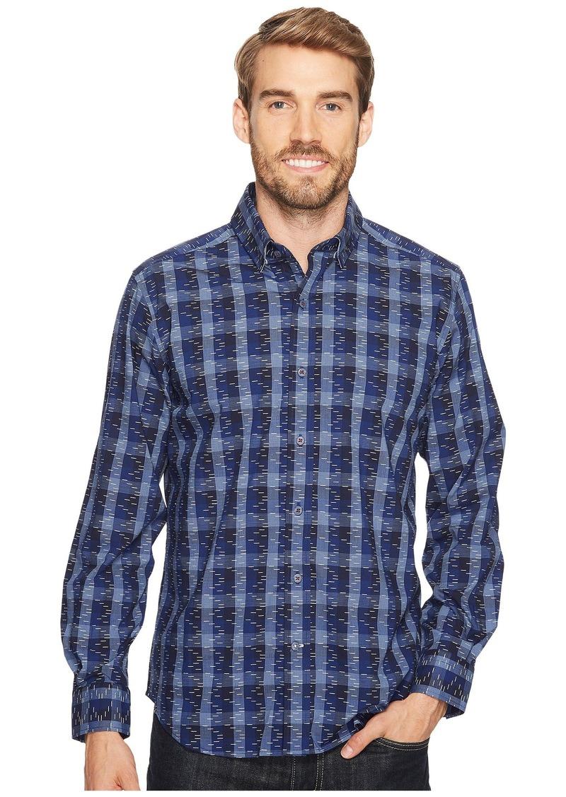 Robert Graham Levy Long Sleeve Woven Shirt
