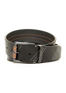 Robert Graham Libyan Reversible Leather Belt