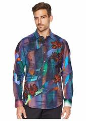 Robert Graham Limited Edition: Canyon Flower Sports Shirt