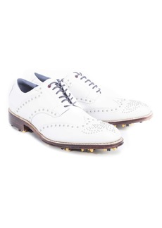 Robert Graham Limited Edition Studded Golf Shoe