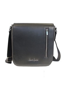 Robert Graham Lobo Leather Messenger Bag