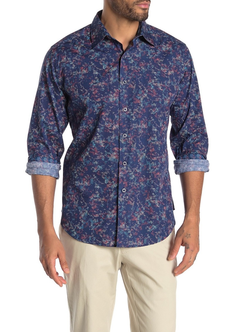 Robert Graham Loxley Long Sleeve Classic Fit Shirt