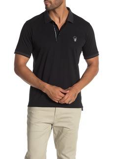 Robert Graham Lucifer Short Sleeve Polo