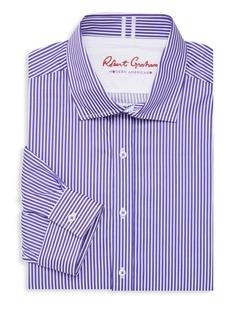 Robert Graham Luther Striped Dress Shirt