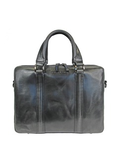 Robert Graham Mantalos Slim Brief Case