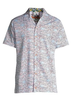 Robert Graham Marda Cotton Shirt