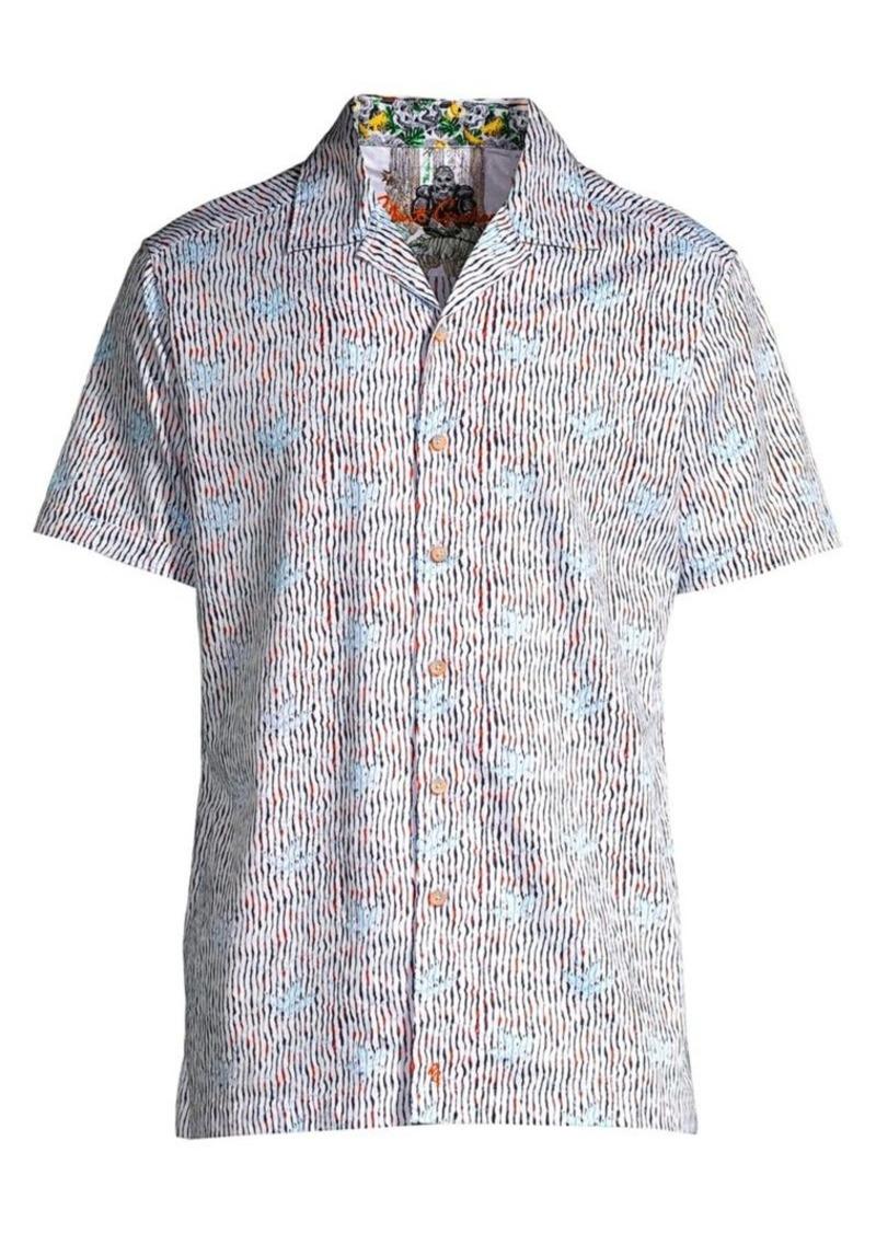 Robert Graham Marda Cotton Shirt