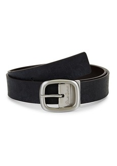 Robert Graham Marko Reversible Leather Belt