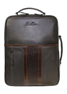 Robert Graham Marlo Convertible Leather Backpack