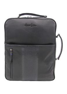 Robert Graham Marlo Convertible Leather Backpack