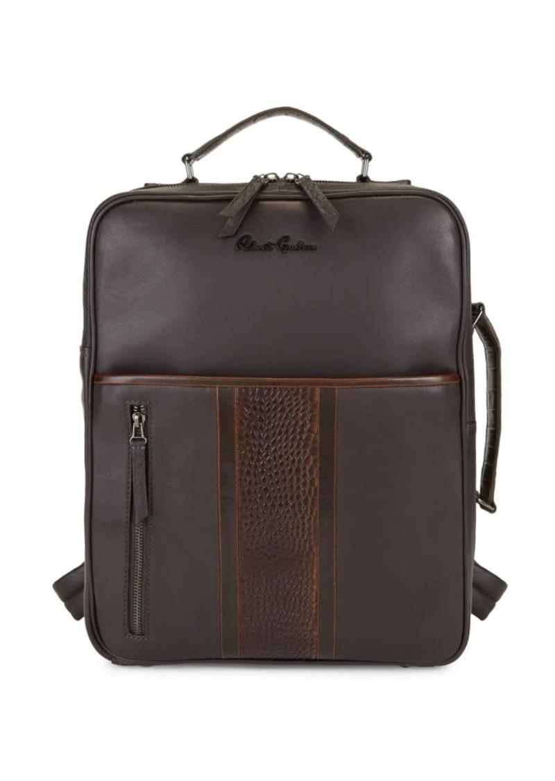 Robert Graham Marlo Leather Backpack