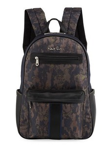 Robert Graham Men's Alban Camo Backpack