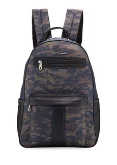 Robert Graham Men's Albani Camo-Print Backpack