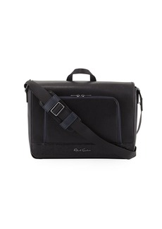 Robert Graham Men's Alzane Faux-Leather Briefcase