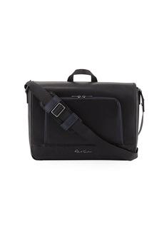Robert Graham Men's Alzane Faux-Leather Briefcase