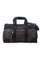 Robert Graham Men's Anson Camo Weekender Bag