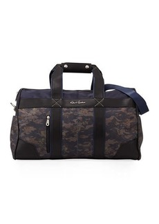 Robert Graham Men's Anson Camo Weekender Bag
