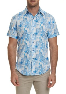 Robert Graham Men's Athens Short-Sleeve Shirt