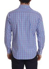 Robert Graham Men's Backstreet Checker Sport Shirt