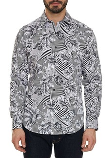 Robert Graham Men's Bellamy Long-Sleeve Sport Shirt