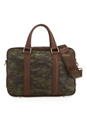 Robert Graham Men's Bellamy Camo Briefcase