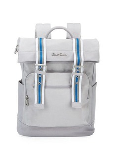 Robert Graham Men's Canvas Flap-Top Backpack