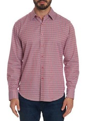 Robert Graham Men's Carey Two-Tone Sport Shirt