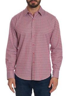 Robert Graham Men's Carey Two-Tone Sport Shirt